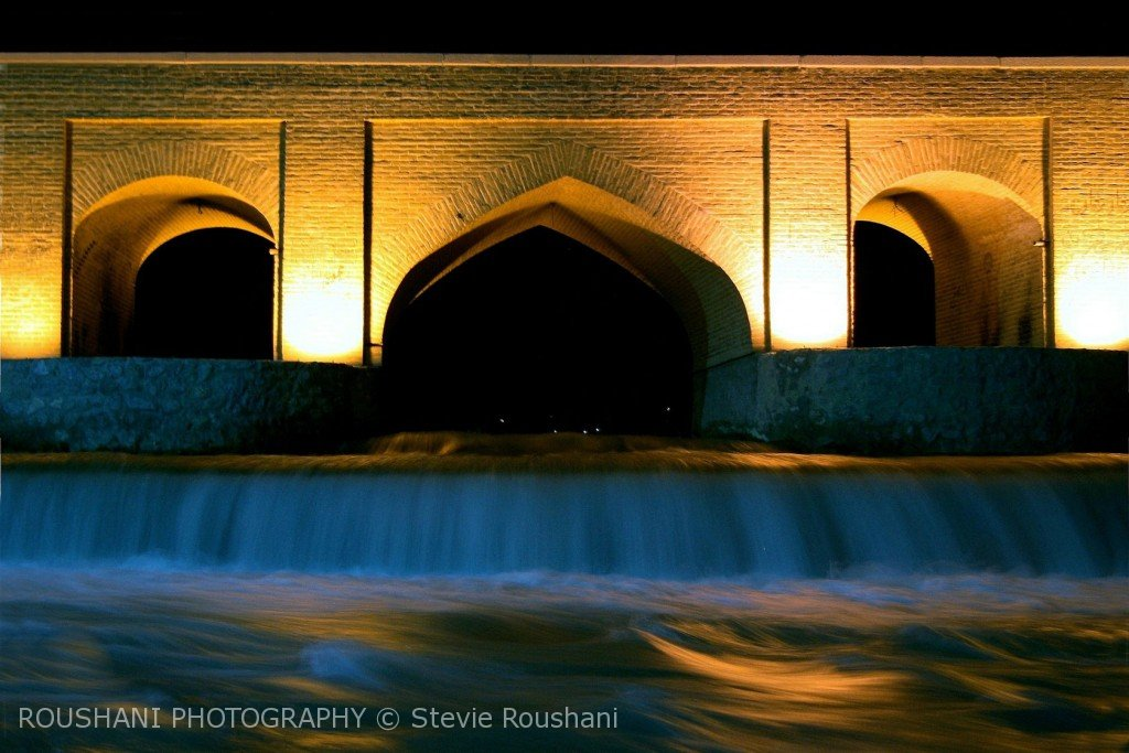 Isfahan Marnoon Bridge